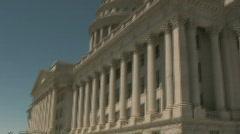 Salt Lake City Capital Building 1 - stock footage