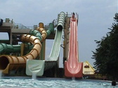 Aquapark Stock Footage