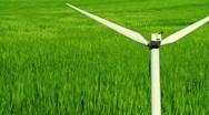 Wind Farm Future Energy Stock Footage