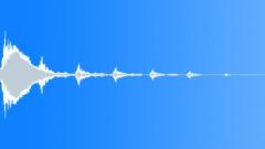 Atomic laser echo Sound Effect