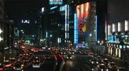 Akasaka avenue - Tokyo Stock Footage