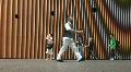 Tokyo International Forum HD Footage