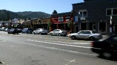 Guerneville California Stock Footage