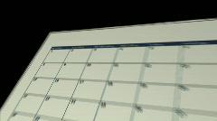 Schedule June p5 - stock footage