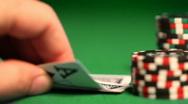 Poker1 Stock Footage