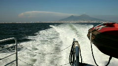 Harbour Of Napoli, Italy - stock footage