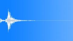 Stock Sound Effects of Door closing in stairwell 01