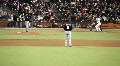 San Francisco Giants Baseball Game HD Footage