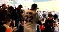 Baseball Fans Footage
