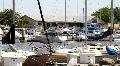 Marina Boats HD Footage