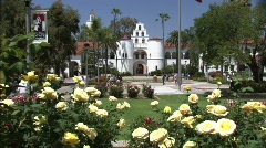 SAN DIEGO STATE - stock footage