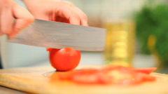 tomato - stock footage