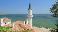 Balchik, Bulgaria Stock Footage