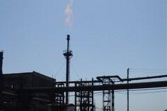 Gas burning Stock Footage