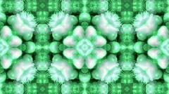 lotus fancy pattern,Buddhism Mandala flower,kaleidoscope,oriental religion textu - stock footage