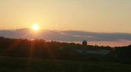 Farm-sunset-27s new HD Stock Footage