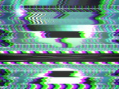 TV Test Pattern PAL Stock Footage