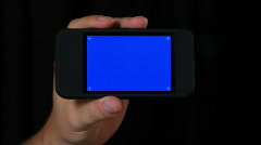 Blank Portable Media Player 1796 - stock footage