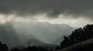 Stock Video Footage of Mountain Clouds and Fog HSD01 Time Lapse x20