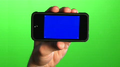 Blank Portable Media Player 1801 - stock footage