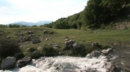 Stock Video Footage of River in Bulgaria