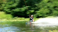 Wakeboarding HD Footage