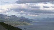 Landscape Ushuaia 3 Stock Footage