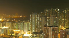 Time lapse HKG Stock Footage