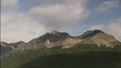 Mountains Ushuaia 5 Stock Footage