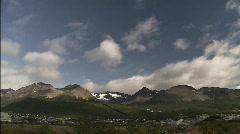 Mountains Ushuaia 3 Stock Footage