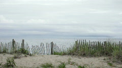 cape cod beach - stock footage