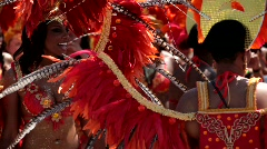 Caribbean Carnival Stock Footage