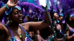Caribbean Carnival - stock footage