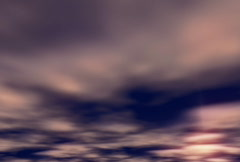 Cirrus Sunset Clouds Stock Footage