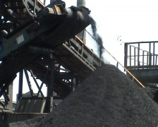 Stock Video Footage of Coal sorting