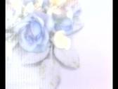 4506 pastel floral bouquet Stock Footage