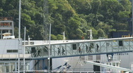Stock Video Footage of Picton ferry, New Zealand