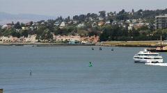 San Francisco Ferry Stock Footage