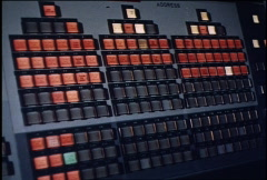 Control Room Board - CTRL005 Stock Footage