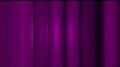 Purple stage curtain metal fabrics yarn curtains particle silk background. Stock Footage