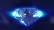 Blue Diamond Stock Footage