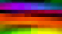 Color grid electronic television background.shiny,striped,row,technology,beam, Stock Footage