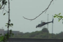 29 Fast Furious Fast 5 - Helicopter Filming with wild maneuvers 4 Stock Footage