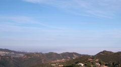 Los Angeles Sunset - stock footage