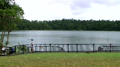 Stock Video Footage of lake eacham