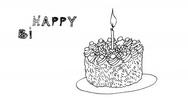Birthday Stock Footage