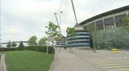 Stock Video Footage of Manchester City / Eastlands / Ethiad stadium football soccer 1920x1080