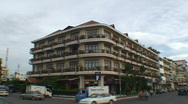 CAMBODIA-HOTEL-ACCOMMODATION 1 Stock Footage