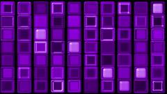 purple glass rectangle matrix background.wall,block,palette,Brick, - stock footage