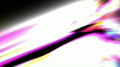 Abstract strokes of color light,laser,computer light.exposure,flare,shiny,stripe Stock Footage